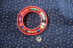 cirkeltråd Royaltyfria Bilder