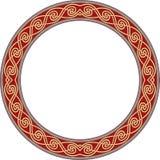 Cirkelvorm Royalty-vrije Stock Afbeeldingen