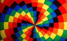 Cirkla av färgar Royaltyfri Foto