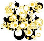 cirklar Royaltyfri Fotografi