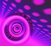 cirklar 3d Arkivfoton