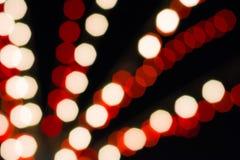 Cirklar av olikt färgar Royaltyfria Foton