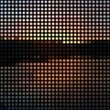 Cirklar bakgrund för din design Arkivfoton