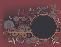 cirklar elementet Royaltyfria Foton