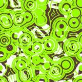 cirklar grunge Arkivfoton