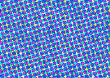 cirklar mångfärgat royaltyfri illustrationer