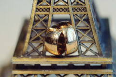 Cirklar med gravyr royaltyfri fotografi