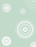 cirklar retro stock illustrationer