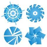 Cirkulär Arkivbilder