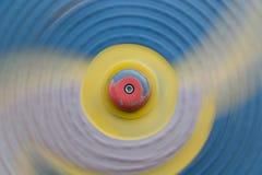 Cirkulering av färgrik yttersida fotografering för bildbyråer
