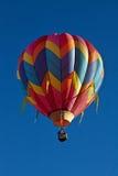 cirkus för luftballongbealton som flyger den varma photgrphed showen va Arkivbilder