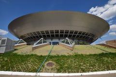 Cirkus i Astana Royaltyfri Bild
