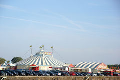 Cirkus Roncalli Arkivbild