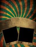 cirkusaffisch Royaltyfri Bild