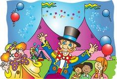 Cirkusen Royaltyfri Foto
