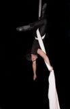 Cirkuskonstnär Fotografering för Bildbyråer