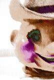 cirkusstötta royaltyfri illustrationer