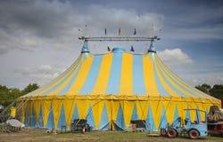 Cirkustält royaltyfri foto
