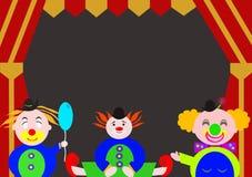 Cirque Photo stock