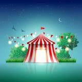 cirque illustration libre de droits