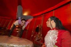 cirque Image stock
