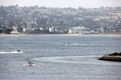 Cirque De La Mer Show, SeaWorld, San Diego, California Royalty Free Stock Photos