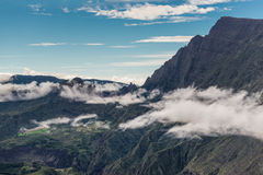 Cirque de Mafate - Reunion Island, France Royalty Free Stock Photos