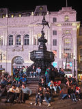 Cirque de Piccadilly Photo stock