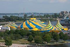 Cirque de Soleil Stock Images