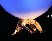Cirque du Soleil fotografia stock libera da diritti