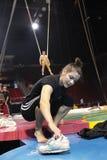 cirque du soleil Στοκ Εικόνες