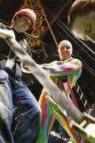 cirque du soleil Στοκ εικόνα με δικαίωμα ελεύθερης χρήσης