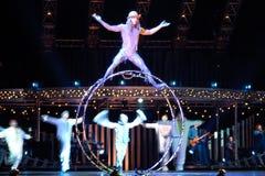 Cirque du Soleil Stock Photography
