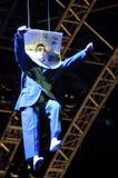 cirque Du Soleil Obraz Stock