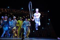 cirque du soleil 免版税库存照片