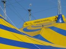 Cirque du Soleil. Le Cirque du Soleil Montreal Stock Images