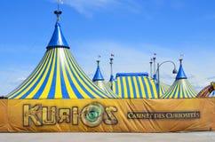 cirque Du Soleil Obrazy Royalty Free