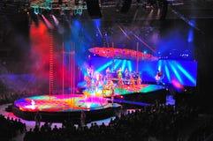 Cirque du Soleil Lizenzfreies Stockbild