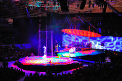 Cirque du Soleil Fotografia de Stock Royalty Free