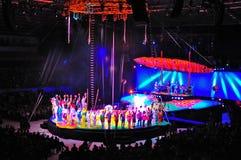 Cirque du Soleil Lizenzfreie Stockbilder