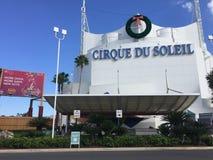 Cirque du Soleil Disney vårar Royaltyfri Bild