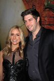 Cirque du Soleil, Jay Cutler, Kristin Cavallari Royalty Free Stock Photo