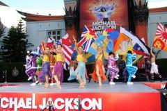 Cirque du Soleil, Michael Jackson Stock Images