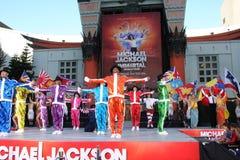 Cirque du Soleil, Michael Jackson Stock Image