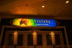 Cirque du Soleil, Mystère Image stock