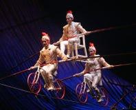 Cirque du Soleil performs `Kooza`