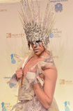Cirque Du Soleil's rocznik 'Jeden noc dla Jeden kropli' Zdjęcie Royalty Free