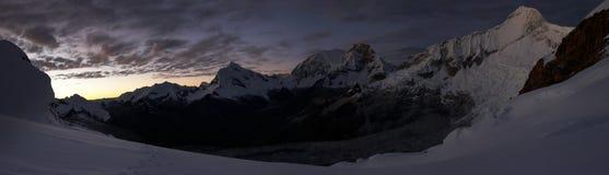 Cirque glaciaire Photo libre de droits