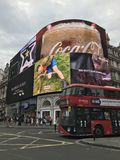 Cirque Londres de Piccadilly photo stock