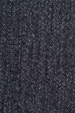 Ciérrese encima de Jean Fabric Texture Patterns negro Imagen de archivo